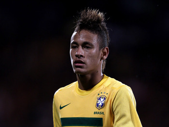 Neymar could be a potential signing that Barcelona might look at