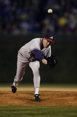Greg Maddux was dominant with the Braves.