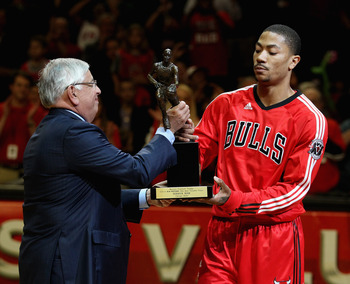 Derrick Rose, 2010-2011 NBA Most Valuable Player