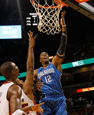Dwight Howard, C