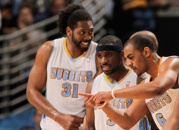 Nene, Lawson and Afflalo will be vastly important to the Nuggets success this season.