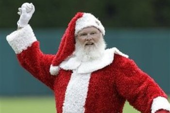 If Santa does not deliver for the Red Sox and/or Yankees this winter, the 2012 trade deadline may become Christmas in July. Photo by Paul Sancya - AP