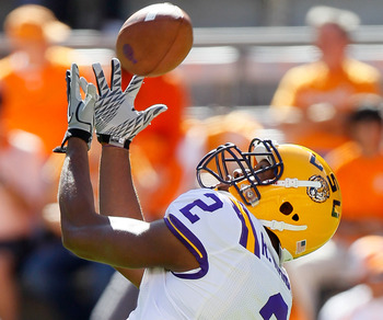 Could the LSU standout remain in purple?