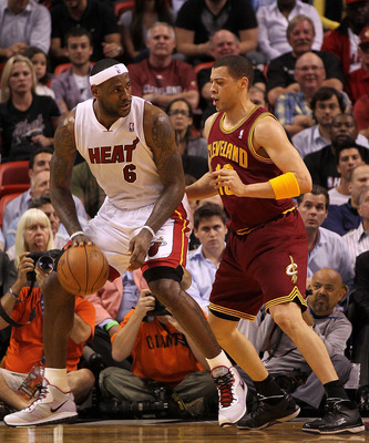 Parker's defense is his greatest asset to a young Cavaliers team.