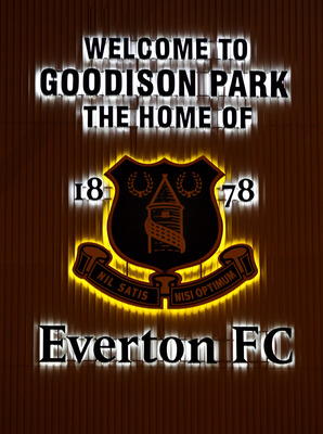Home to Everton FC, provided they keep up the payments.