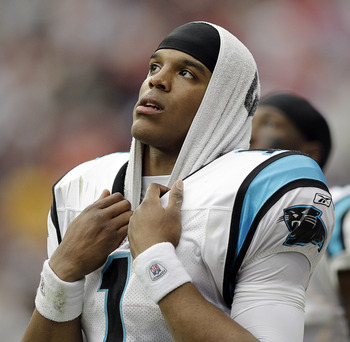 Cam took the league by storm early on in 2011