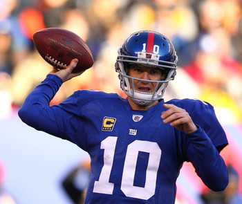 Is Eli now elite?  At least in 2011 he is...
