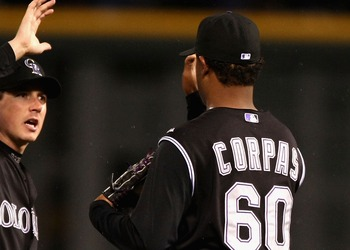 Manny Corpas was impossible to watch last year but he could show up in 2012