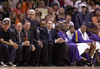 Lakers coaches tend to rise above all others.