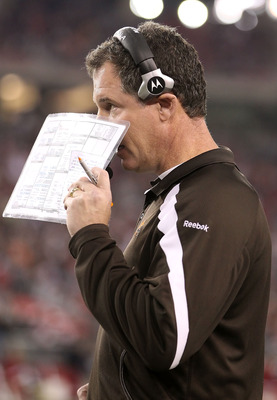Shurmur looks lost and scared as an NFL coach.