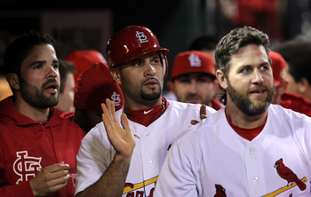 Can Berkman replace Pujols?