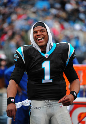 Cam Newton is a lock for NFL Rookie of the Year