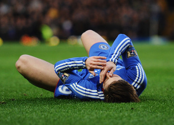 Torres has fallen from his physical peak