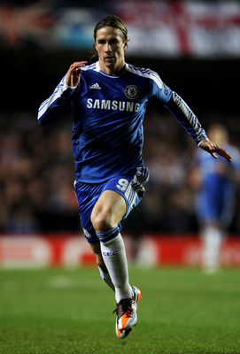 Torres the right winger?