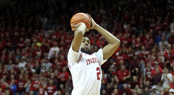 Christian Watford is an underrated big man in the Big Ten