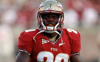 Joyner is another Seminole defender who is ready to burst onto the national scene in 2012