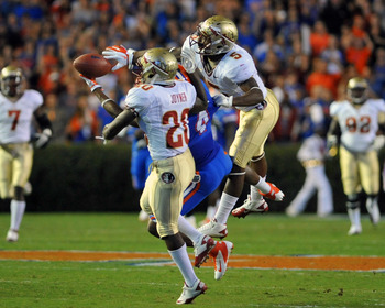 Reid and Joyner form a dynamic kickoff return duo for FSU