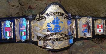 wwf title