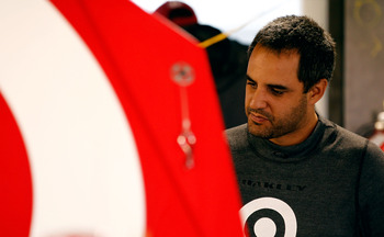 Can Montoya win an oval race?