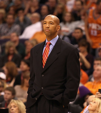 Monty Williams is a playoff coach with a playoff-minded philosophy.