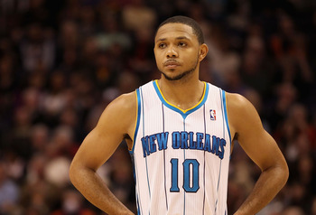 Will Eric Gordon hold up?