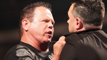 http://bleacherreport.com/articles/622113-jerry-lawler-and-michael-cole-should-not-wrestle-at-wrestlemania
