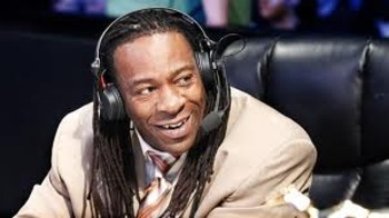 Booker T on Commentary