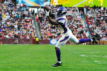 Another superb effort by Percy Harvin
