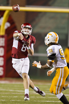 Tyler Wilson leads an Arkansas team with enough potential to make waves in the SEC West, with a timely upset or two.