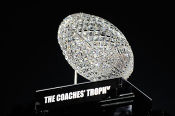With the schedule set for the 2012 season, Alabama's path to reclaiming the crystal ball is a rocky one.