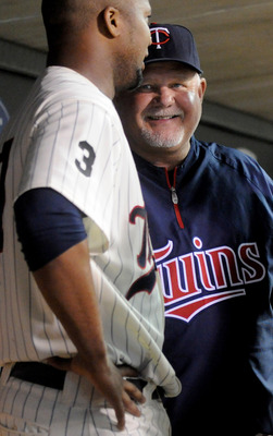 Liriano and skipper Ron Gardenhire are certainly hoping 2012 provides more smiles than Liriano's star-crossed 2011.