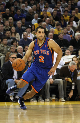 Landry Fields needs to improve quickly