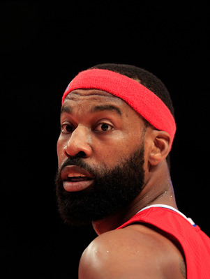 The Knicks need a healthy Baron Davis to run their offense