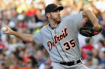 Justin Verlander became the first starting pitcher to capture the Cy Young and League MVP since 1986.