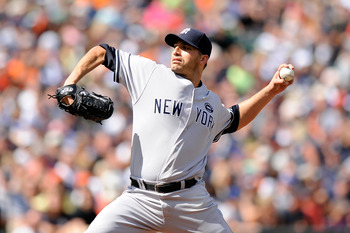 Andy Pettitte has more postseason wins than any pitcher in the history of the game.
