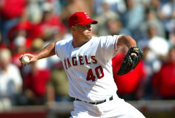 Troy Percival owns the most career saves in Angels franchise history.