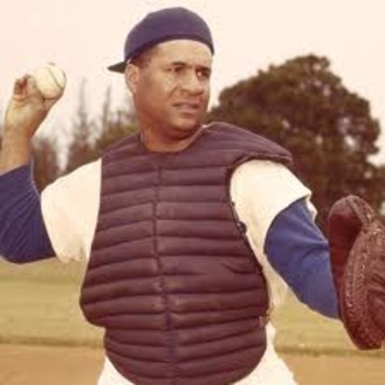 Roy Campanella was a three-time MVP for the Brooklyn Dodgers