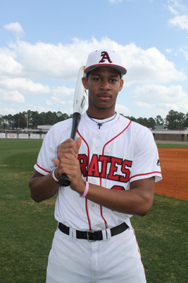 If you're not yet familiar with Byron Buxton, the top high-school prospect for 2012, here's your primer.