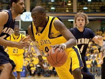Photo from kentstatesports.com