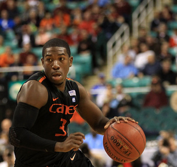 Malcolm Grant wants to take the 'Canes dancing.