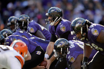 Can Baltimore make it a clean sweep of Pittsburgh?