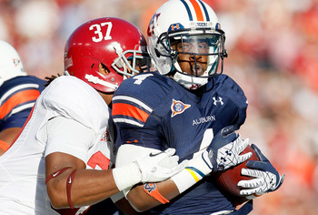 Robert Lester, Iron Bowl 2011.
