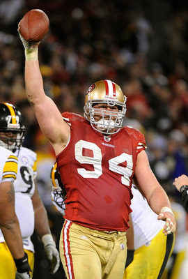 Justin Smith made the Pro Bowl in 2011