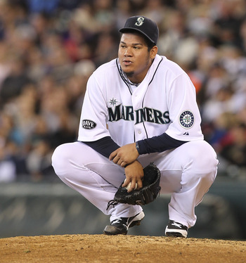 King Felix has been great, but could be a lot better in 2012.