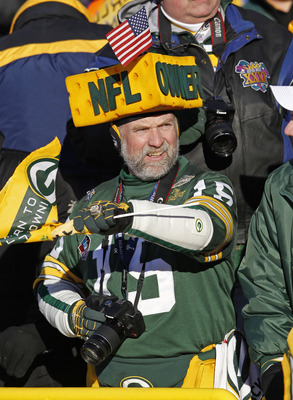 The Packers are favorites to win Super Bowl XLVI.