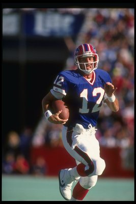 Jim Kelly revolutionized the NFL with the K-Gun offense
