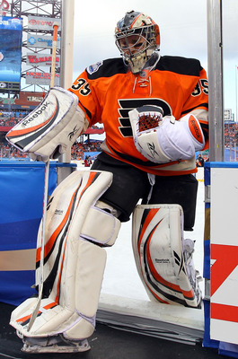 Goaltender: #35