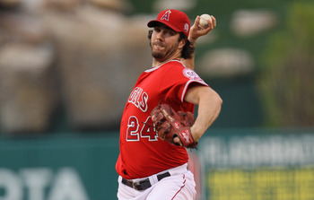 The Angels Have One of the Best Pitching Staffs In Baseball