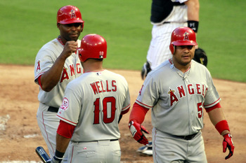If the Veteran Core Bounces Back in 2012, the Angels Could Be Scary