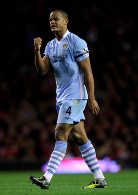 Vincent Kompany: City's no-nonsense captain